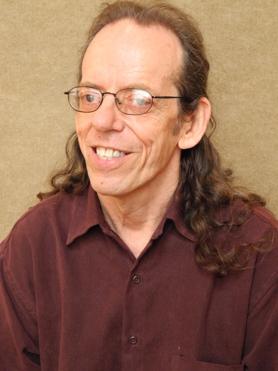 Phillip Crowther Headshot